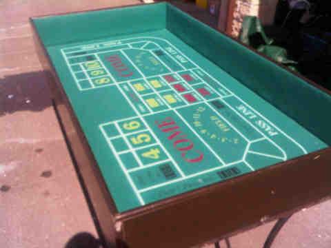 Casino Rental Equipment Game Rentals Prize Wheel